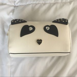BETSY JOHNSON makeup bag purse NWT